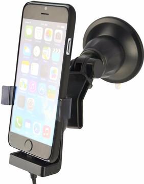 Fix2Car Actieve Houder Met Zuignap Apple iPhone 6/6s/7