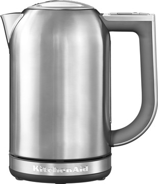 KitchenAid 5KEK1722ESX Waterkoker RVS mat
