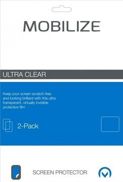 Mobilize Screenprotector HTC U11 Life Duo Pack