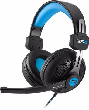 Sharkoon RUSH ER2 Zwart/Blauw