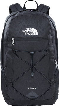 The North Face Rodey TNF Black Emb/TNF Black