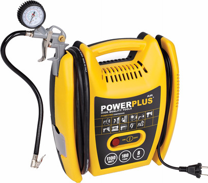 Powerplus POWX1705 Compressor