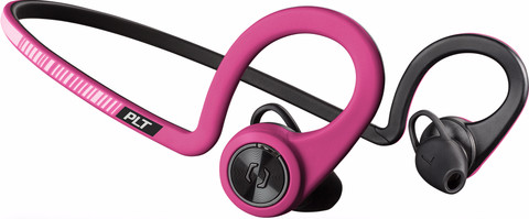 Plantronics Backbeat Fit Roze
