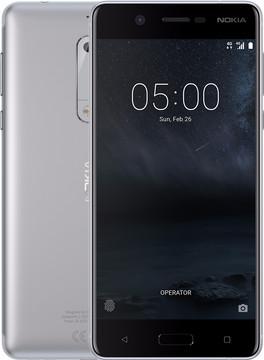 Nokia 5 Zilver