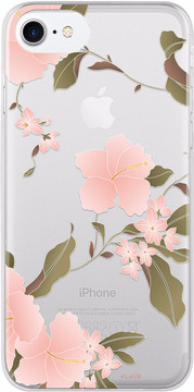 FLAVR iPlate Hibiscus iPhone 6/6s/7/8 Back Cover