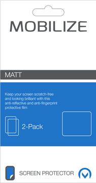 Mobilize Matt 2-pack Screen Protector Kobo Aura H2O