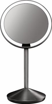 Simplehuman Sensor Spiegel Compact Zilver