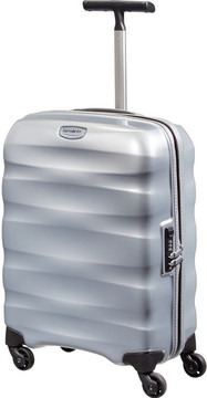 Samsonite Engenero Spinner 55cm Diamond Silver