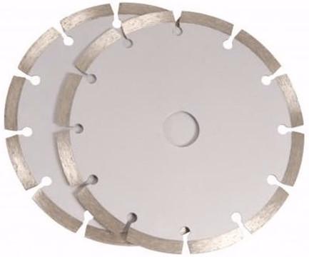 Ferm WSA1001 Diamantschijf 125 mm (2x)