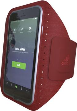 Adidas SP Sportarmband iPhone 6/6s/7/8 Rood