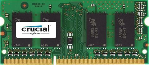 Crucial 8 GB SODIMM DDR3L-1600 1 x 8 GB