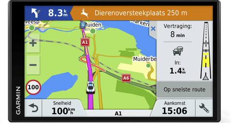 Garmin DriveSmart 61 LMT-S West Europa