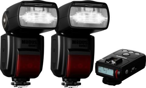 Hähnel MODUS 600RT Pro Kit Nikon