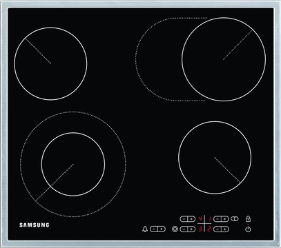 Samsung NZ64F5RD9AB/EF (BE)