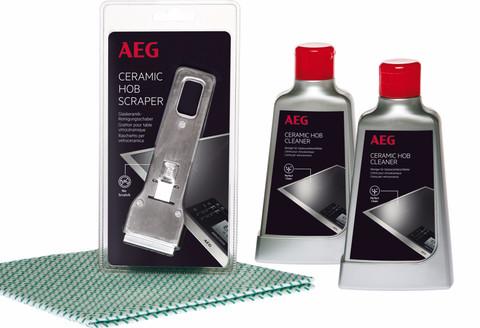 AEG A6IK4101 Kookplaat Care Set