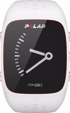 Polar M430 Wit HR M/L