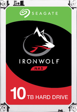 Seagate Ironwolf ST10000VN0004 NAS 10 TB