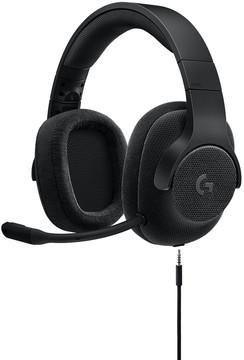 Logitech G433 7.1 Surround Sound Gaming Headset Zwart