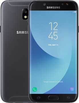 Samsung Galaxy J7 (2017) Dual Sim Zwart BE