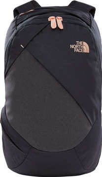 The North Face Women's Electra TNF Black Heather/Coral
