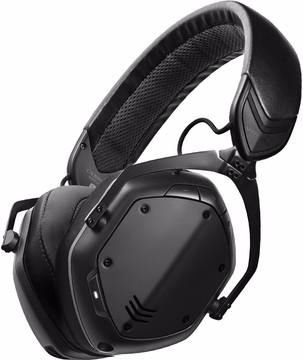 V-Moda Crossfade 2 Wireless Mat Zwart