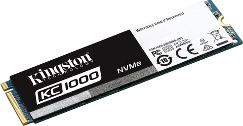 Kingston KC1000 NVMe 960GB M.2