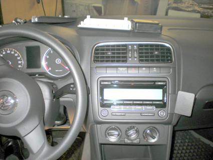 Brodit ProClip Volkswagen Polo 10-11 Angled