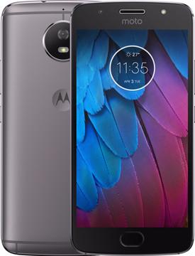 Motorola Moto G5S Grijs