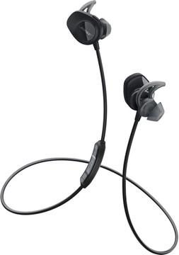 Bose SoundSport wireless headphones Zwart