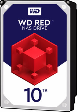 WD Red WD100EFAX 10 TB