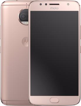 Motorola Moto G5S Plus Goud