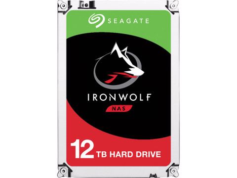 Seagate Ironwolf ST12000VN0007 12TB