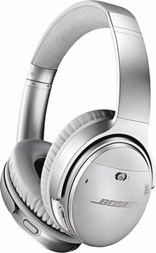 Bose QuietComfort 35 II wireless Zilver