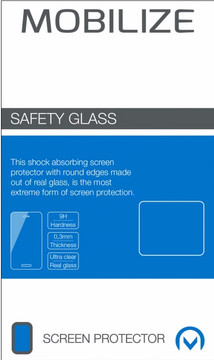 Mobilize Safety Glass Nokia 7 Plus Screenprotector Glas