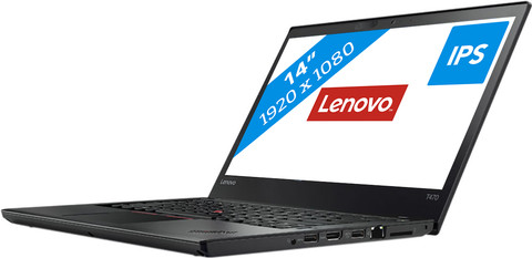 Lenovo Thinkpad T470 i5-8gb-128ssd