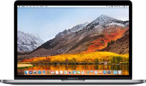Apple MacBook Pro 15'' Touch (2017) 16/256 GB - 3,1Ghz Zwart