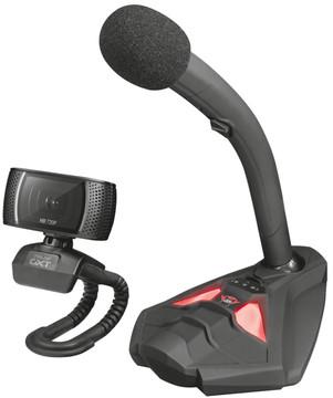 Trust GXT 786 Reyno Streaming pakket (webcam & microfoon)