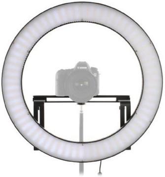 Falcon Eyes Bi-Color LED Ringlamp DVR-512DVC