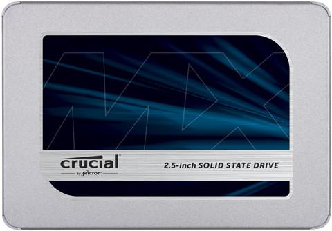 Crucial MX500 500 GB 2,5 inch