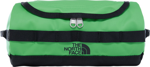The North Face Base Camp Travel Classic Green/TNF Black - S