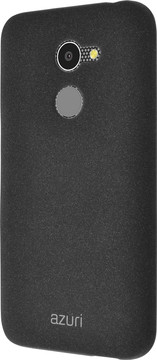 Azuri Flexible Sand Alcatel A3 Back Cover Zwart