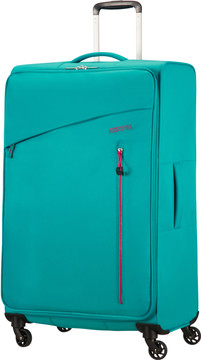 American Tourister Litewing Spinner L Aqua Turquoise