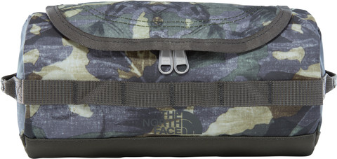 The North Face Base Camp Traveler Canister Green/Taupe - S