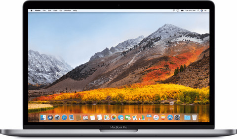 Apple MacBook Pro 15'' Touch (2017) 16GB/1TB 2,9GHz Zwart
