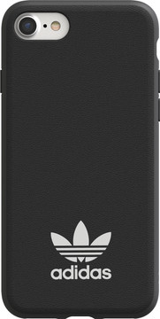 Adidas Originals Moulded iPhone 6/6S/7/8 Back Cover Zwart