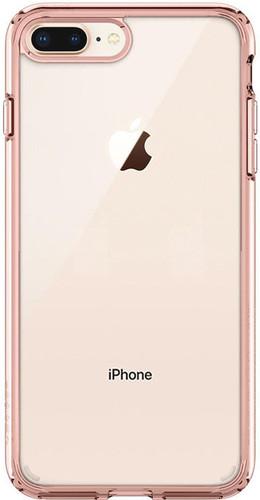 outlet store 82de2 a9919 Spigen Ultra Hybrid Apple iPhone 7 Plus/8 Plus Back Cover Rose Gold