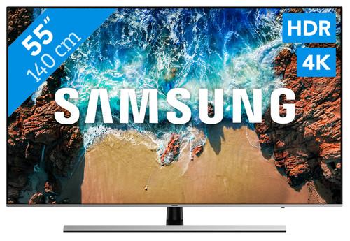 Samsung UE55NU8000 Main Image