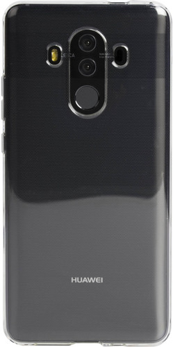 Krusell Bovik Huawei Mate 10 Pro back Cover Transparent Main Image