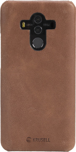 Krusell Sunne Huawei Mate 10 Pro Back Cover Brown Main Image
