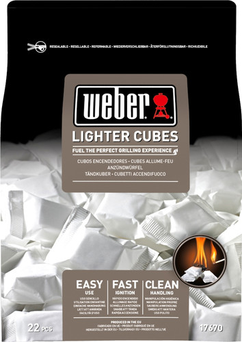 Weber Firelighters 22 Units Main Image